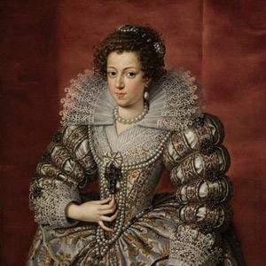 L'épouse de Louis XIII