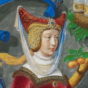 L'épouse de Louis VII le Jeune